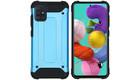 iMoshion Coque Rugged Xtreme Samsung Galaxy A51 - Bleu clair