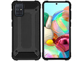 iMoshion Coque Rugged Xtreme pour le Samsung Galaxy A71 - Noir