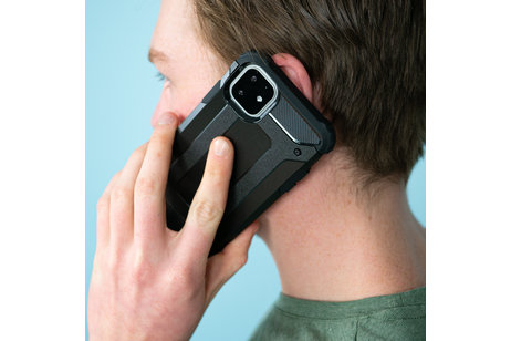 Samsung Galaxy A71 hoesje - iMoshion Coque Rugged Xtreme