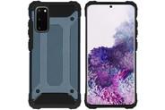 iMoshion Coque Rugged Xtreme pour le Samsung Galaxy S20 - Bleu foncé