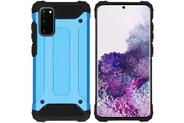 iMoshion Coque Rugged Xtreme pour le Samsung Galaxy S20 - Bleu clair