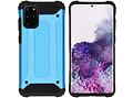 iMoshion Coque Rugged Xtreme pour le Samsung Galaxy S20 Plus - Bleu clair