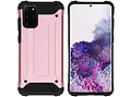 iMoshion Coque Rugged Xtreme pour le Samsung Galaxy S20 Plus - Rose Champagne