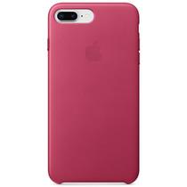 Apple Coque Leather iPhone 8 Plus / 7 Plus - Pink Fuchsia