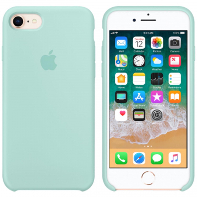 coque iphone 8 green dark