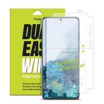Ringke Duo pack de protections d'écran Wing Dual Easy Galaxy S20