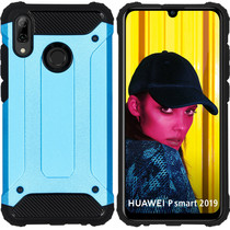 iMoshion Coque Rugged Xtreme Huawei P Smart (2019) - Bleu clair