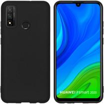 iMoshion Coque Color Huawei P Smart (2020) - Noir