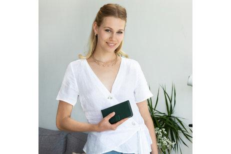 Samsung Galaxy S20 hoesje - Selencia Étui de téléphone