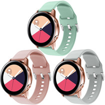 iMoshion 3-pack bracelet silicone Watch 40/42mm / Active 2 42/44mm
