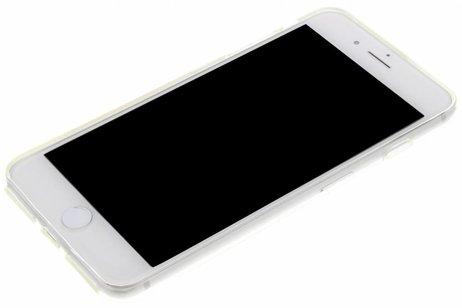 Coque silicone pour l'iPhone 8 Plus / 7 Plus - Transparent