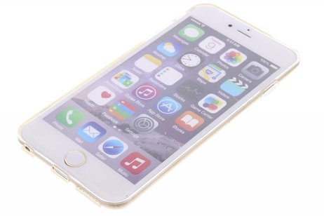iPhone 6(s) Plus hoesje - Coque silicone pour l'iPhone