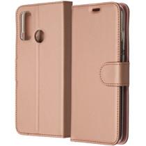 Accezz Étui de téléphone Wallet Huawei P Smart (2020)