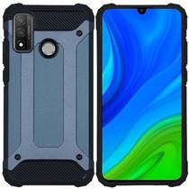 iMoshion Coque Rugged Xtreme Huawei P Smart (2020) - Bleu foncé