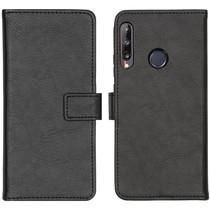 iMoshion Étui de téléphone portefeuille Luxe Huawei P40 Lite E - Noir
