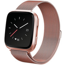 iMoshion Milanais Watch bracelet Fitbit Versa 2 / Versa Lite - Rose