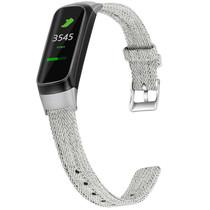 iMoshion Bracelet en nylon Samsung Galaxy Fit - Gris