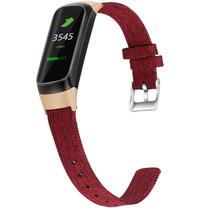 iMoshion Bracelet en nylon Samsung Galaxy Fit - Rouge