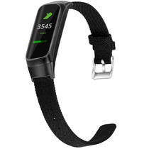 iMoshion Bracelet en nylon Samsung Galaxy Fit - Noir