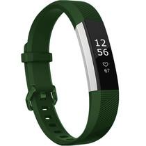 iMoshion Bracelet silicone Fitbit Alta (HR) - Vert foncé
