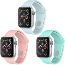 iMoshion Multipack bracelet silicone Apple Watch 38/40 mm