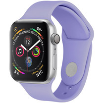 iMoshion Bracelet silicone Apple Watch 38/40 mm - Violet