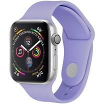 iMoshion Bracelet silicone Apple Watch 42/44 mm - Violet