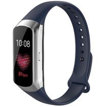iMoshion Bracelet silicone Samsung Galaxy Fit - Bleu foncé