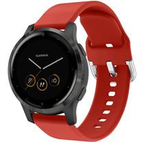 iMoshion Bracelet silicone Garmin Vivoactive 4L - Rouge