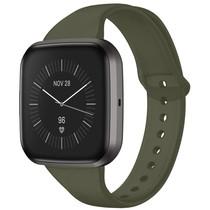 iMoshion Bracelet silicone Fitbit Versa 2 / Versa Lite - Vert foncé