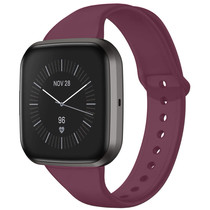iMoshion Bracelet silicone Fitbit Versa 2 / Versa Lite - Rouge foncé