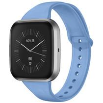 iMoshion Bracelet silicone Fitbit Versa 2 / Versa Lite - Bleu clair