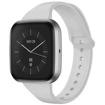 iMoshion Bracelet silicone Fitbit Versa 2 / Versa Lite - Gris clair