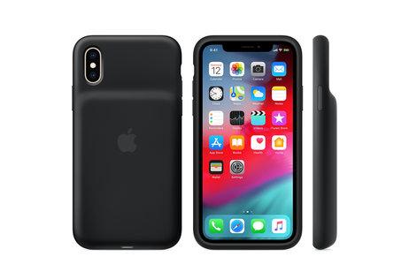 Apple Coque Smart Battery pour l'iPhone Xs / X - Black
