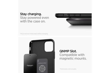 iPhone 11 hoesje - Spigen Coque Thin Fit