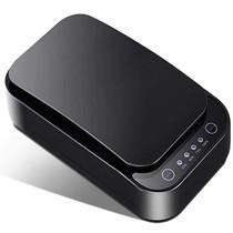 Lintelek Téléphone UV boîte de désinfection - Noir