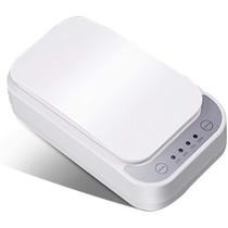 Lintelek Téléphone UV boîte de désinfection - Blanc