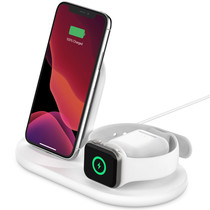 Belkin Chargeur sans fil 3 en 1 iPhone + Apple Watch + AirPods