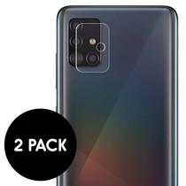 iMoshion Camera Protector Glas 2 Pack Samsung Galaxy A71