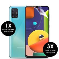 iMoshion Protection d'écran + en verre Appareil photo Galaxy A51