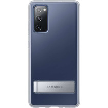 Samsung Coque Clear Standing Galaxy S20 FE - Transparent