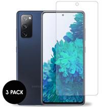 iMoshion Protection d'écran Film 3 pack Samsung Galaxy S20 FE