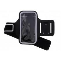 Bracelet de sport Taille Samsung Galaxy S9 Plus - Noir