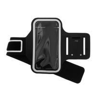 Bracelet de sport Taille iPhone 12 (Pro) - Noir