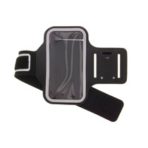 Bracelet de sport Taille Samsung Galaxy A50 / A30s - Noir