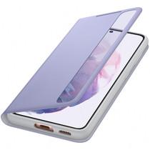 Samsung Étui de téléphone portefeuille Clear View Galaxy S21