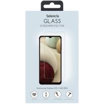 Selencia Protection d'écran en verre durci Galaxy A12 / A32 (5G)