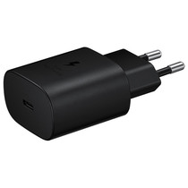 Samsung Adaptateur de voyage à charge rapide USB-C - 25W - Noir