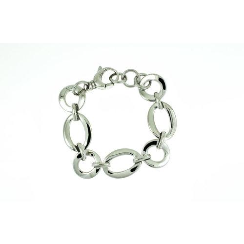 Bracelet acier modèle HARMONY
