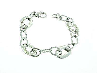 Bracelet acier modèle ESTHER